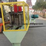 machine à profiler coulissante de porte de l'obturateur