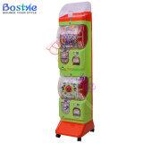 Автоматической управляемый монеткой торговый автомат игрушки для рынка