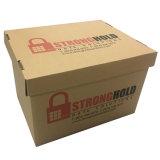 Верхней Части продажи кубических продвинуть бумагу из гофрированного картона картонные коробки с логотипом печать