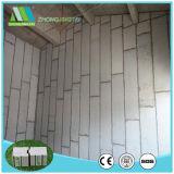 Panneau de mur isolé par construction de la colle de fibre de sandwich à ENV