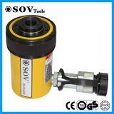 cylindre creux à simple effet de BÉLIER hydraulique du plongeur 30t