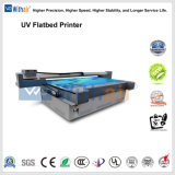 Stampante a base piatta curabile UV di alta qualità di prezzi bassi con la testa di stampa di Ricoh