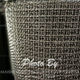 Rete metallica dell'acciaio inossidabile 304 per il filtro o Prinring