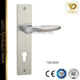 Maniglia decorativa della serratura di portello del mortasare sulla piastra di appoggio (7023-Z6100)