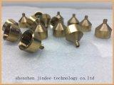 La lega di alluminio di alta qualità/rame su ordinazione i pezzi meccanici di CNC della pressofusione