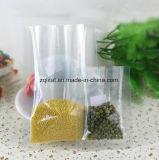 Sachet en plastique gelé de nourriture de vide sans estampé