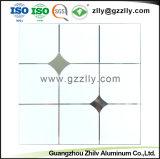 Material de construção ecológico Forro de alumínio com a norma ISO9001