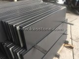 Granito nero mongolo alta qualità/Polished per le mattonelle pavimento/del banco