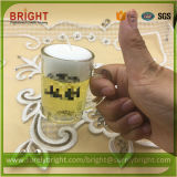 Forma de taza de cerveza Cerveza efecto Don velas para el Festival de la cerveza en el mundo