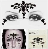 Новые временные Наклейки Tattoo лицевой стороной Gem драгоценности Группа Fun органа искусства на наклейке (J10)
