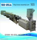 Пластичное машинное оборудование для трубы PE PVC с беспыльным автоматом для резки
