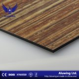 Couleur personnalisée Acm ACP panneau composite aluminium