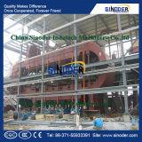 Máquina del refinamiento del petróleo crudo del equipo de la extracción solvente