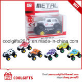 Kind-Minipolizei druckgegossene Fahrzeuge Spielzeug-, dasauto mit formen, ziehen Funktion zurück