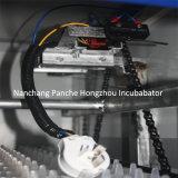 Incubatrice industriale automatica dell'uovo del pappagallo per la covata della Bangladesh