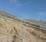 poly panneau solaire 325W avec le certificat d'OIN TUV
