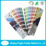 As cores PANTONE com pintura epóxi electrostática a pó de poliéster e revestimento de tinta em pó