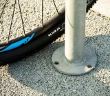 주기 자전거 주차 선반 대 자전거 가로장