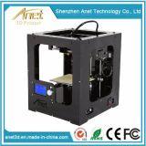 Imprimante en aluminium de l'appareil de bureau DIY 3D de Fdm de structure d'Anet A3-S