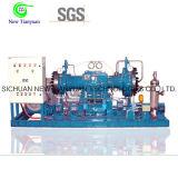 220nm3/H compresor del diafragma del gas de hidrógeno del flujo