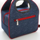 sacs à main de sac de refroidisseur de tissu de 600d Oxford pour le déjeuner 10102 de pique-nique