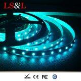 Rgb-warme weiße Farbe, die LED-Seilstriplight-Hersteller ändert