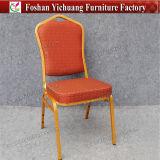 Прочные стулы гостиницы металла золота Yc-Zg10-79 для банкета в по-разному цветах