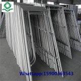 Kundenspezifisches Stahlh-Rahmen-Baugerüst-System