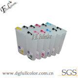Cartuccia riutilizzabile per la cartuccia di inchiostro della ricarica dell'HP Z2100 Z3100 260ml