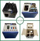 Kundenspezifischer Farben-Druck-einfacher Installations-Schaukarton