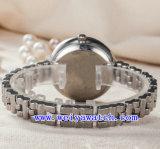 Relógios personalizado relógio de quartzo de relógio de Aço Inoxidável (WY-G17001A)