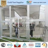 20X40m grosses Glaswand-Partei-Zelt für im Freienereignisse