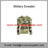 Venda por grosso barato Exército China combate militar de polícia de camuflagem Digital pulôver.