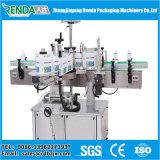 Blocage automatique de l'étiquette de la machine La machine pour impression des étiquettes de bouteilles