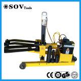 容易な操作手段によって取付けられる油圧ベアリング引き手