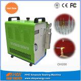 Aferidor Oxy-Hydrogen do vidro da ampola da energia segura manual dos instrumentos do laboratório
