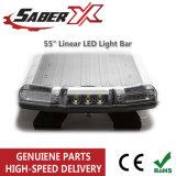 警察またはトラフィック/Carのための専門の供給55inch線形LEDのライトバー