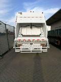 Carro de basura de China Isuzu 6X4 con el rectángulo 20 M3