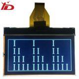 Módulo monocromático do indicador do LCD da roda denteada da tela de indicador 128*64 do LCD FSTN