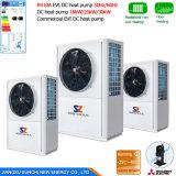 système de chauffage à air chaud de l'eau de 12kw 19kw 35kw 70kw 105kw
