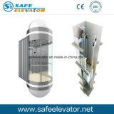 Ascenseur de passager d'observation de vue de vue