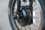 24V 180W bicicleta eléctrica plegable con la norma EN15194