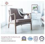 Meubles en bois modernes d'hôtel avec le fauteuil de salle de séjour (YB-WS-64)