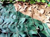 Ultra Lite Leaflike retardante de fuego Camo Net