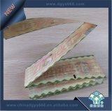 Billete de papel filigrana cupón con holograma de estampación en caliente