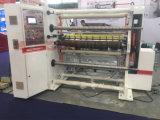 Comando PLC Cortador rebobinador para filme plástico com 300 m/min
