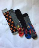 Супер Patten шаржа людей популярный для носка хлопка малышей