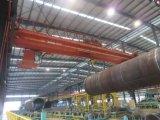 Het drie-Broodje van ASTM A36 Dn2800 de Buigende Pijp van het Staal van de Zaag