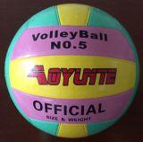 Voleibol de goma del color 5#