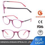 イタリア卸し売りデザイン女の子のための新しいモデルの方法Tr90光学Eyewear最新の日本製アニメガラスフレーム